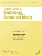 Current Opinion in Endocrinology & Diabetes